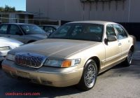 Best Of 2000 Mercury Fresh 2000 Mercury Grand Marquis – Pictures Information and