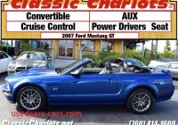 Best Of Low Mileage Used Cars Near Me Unique sold Used Car Near Me 2007 ford Mustang Gt