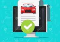 Best Site to Check Car History Best Of Car History Check or Report Document Approved On Puter Vector