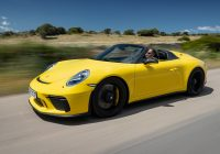 Best Sprot Cars 2019 Awesome Drive 2019 Porsche 911 Speedster the Wildest In History Best