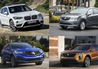 Best Sprot Cars 2019 Awesome the Best 2019 Luxury Suvs Under $40 000