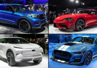 Best Sprot Cars 2019 Inspirational Best Cars Of the 2019 Detroit Auto Show Motortrend Favorites