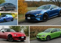 Best Sprot Cars 2019 Lovely Best Sport Performance Cars 2019 Canadian Car Of the Year – Wheels