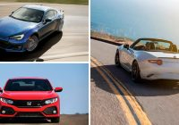 Best Sprot Cars 2019 Luxury the Best Affordable Sports Cars Of 2019