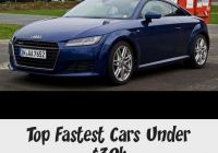Best Used Sports Cars Under 30k Unique top Fastest Cars Under $30k Cars In 2020