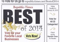 Best Vin Check Elegant Republic Times Best Of 2014 Help Wanted