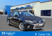 Best Year Of Lexus Ct Awesome Pre Owned 2014 Lexus Ct 200h Hybrid Fwd Hatchback