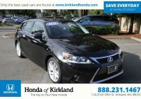 Best Year Of Lexus Ct Awesome Pre Owned 2015 Lexus Ct 200h Fwd Hatchback