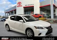 Best Year Of Lexus Ct Lovely Pre Owned 2017 Lexus Ct Fwd Hatchback