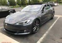 Black Tesla New 2016 Tesla Model S P90dl Ludicrous P90d Ludicrous Fully