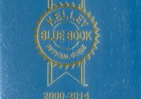 Blue Book Car Values Used Best Of Kelley Blue Book Used Car Guide January March 2015 Kelley Blue
