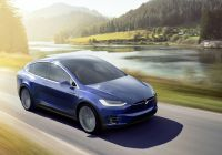 Blue Tesla Model X Awesome Elon Musk Ficially Launches Its 762 Hp Tesla Model X Art