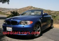 Bmw 128i Review Best Of 2008 Bmw 128i Convertible Review Take Two