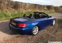 Bmw 328i for Sale Inspirational 2007 Sports Convertible 3 Series for Sale In United Kingdom