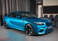 Bmw M2 Luxury Bmw M2 Looks the Part with Bolder Aero Kit Carscoops