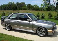 Bmw M3 1988 Awesome 1988 Bmw E30 M3 with Inline 6 Cylinder S52 Engine Up for