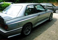 Bmw M3 1988 Awesome 1988 Bmw M3 Silver Tricolor3 – German Cars for Sale Blog