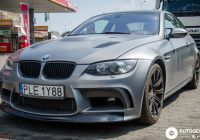 Bmw M3 1988 Unique Bmw M3 E92 Coupé 14 February 2020 Autogespot