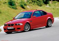 Bmw M3 Csl E46 Awesome Bmw M3 E46 годы выпуска