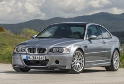 Beautiful Bmw M3 Csl E46