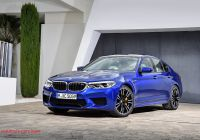 Bmw M5 Elegant 2018 Bmw M5 First Look Review Motor Trend