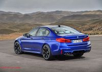 Bmw M5 Luxury 2018 Bmw M5 First Look Review Motor Trend