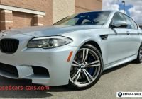 Bmw M5 Msrp Inspirational 2013 Bmw M5 Msrp 128595 Full Options 600hp Twin Turbo