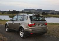 Bmw X3 Dimensions Fresh Bmw X3 2 0d [au Spec] E83 2008–10