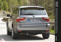 Bmw X3 Dimensions Lovely Bmw X3 E83 Specs & Photos 2007 2008 2009 2010