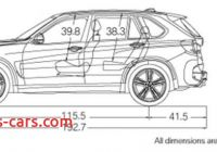 Bmw X5 Dimensions Luxury Bmw X5 M Features Specifications Bmw Usa