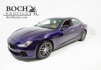 Boch Used Cars Luxury Boch Maserati In norwood New Used Maserati Dealer Near Boston