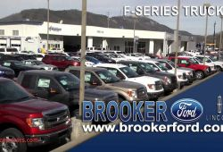 New Brooker ford