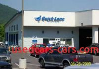 Brooker ford New Oil Change Tire Auto Repair Quick Lane Brooker ford