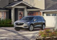 Buick Enclave Awesome Elegant Design and Functionality Define the All New Buick