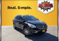 Buick Enclave Best Of 2017 Buick Enclave Leather