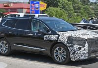 Buick Enclave Best Of 2021 Buick Enclave Spied for the First Time