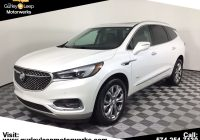 Buick Enclave Best Of Pre Owned 2018 Buick Enclave Avenir Awd