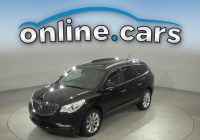 Buick Enclave Elegant Pre Owned 2016 Buick Enclave Premium Group with Navigation