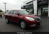 Buick Enclave Luxury 2017 Used Buick Enclave for Sale Schofield Wi