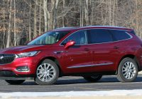 Buick Enclave Luxury Buick Enclave News and Reviews