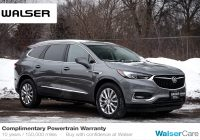 Buick Enclave Luxury New 2020 Buick Enclave Premium Awd