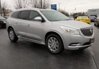 Buick Enclave Luxury Pre Owned 2016 Buick Enclave Leather