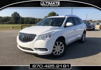 Buick Enclave Luxury Used 2017 Buick Enclave for Sale