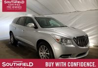 Buick Enclave New southfield Certified Pre Owned 2017 Buick Enclave Convenience