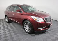 Buick Enclave Unique Pre Owned 2017 Buick Enclave Awd 4dr Leather Sport Utility