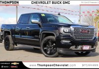 Buick Gmc Awesome Pre Owned 2018 Gmc Sierra 1500 Denali