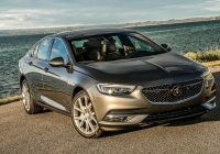 Buick Regal Elegant 2020 Buick Regal St Appearance Package is the Last Hurrah