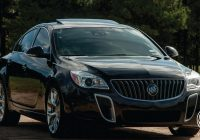 Buick Regal Lovely 2014 2017 Buick Regal 2 0l Turbo Advantage