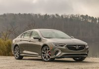 Buick Regal New 2018 Buick Regal Gs Quick Take