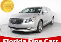 Buick Used Cars Beautiful Used 2014 Buick Lacrosse Premium 1 Sedan for Sale In West Palm Fl